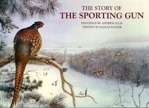 RAYNER SHOOTING & ART BOOK STORY OF THE SPORTING GUN PHEASANTS paperback bargain