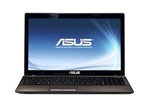ASUS K53e, intl cor3i, 2.5 GHz,8gb, 500gb mem, windows pro, $300