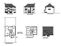 Architectural plans service - planning and building control plans