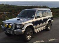 1997 Mitsubishi Pajero - Import - Fantastic Condition