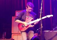 Learn to shred! Private online guitar lessons