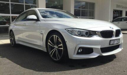 2016 BMW 430i White Sports Automatic Hatchback