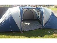 Used ProAction 6 Person Tent