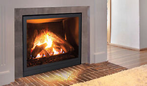 High End Direct Vent Gas Fireplace Clearance! $736 Off