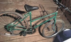 Green Basterd Bike $10