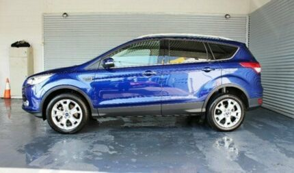 2014 Ford Kuga TF Trend AWD Deep Impact Blue 6 Speed Auto Seq Sportshift Wagon Parramatta Park Cairns City Preview