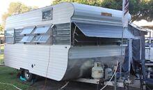 Millard caravan 16ft New Beith Logan Area Preview