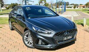 2017 Hyundai Sonata LF4 MY18 Premium Grey 8 Speed Sports Automatic Sedan Ingle Farm Salisbury Area Preview