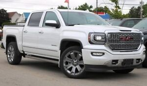 2016 GMC Sierra Denali|22-Inch Wheels|Power Assist Steps|Sunroof