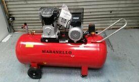 200 litre Air compressor