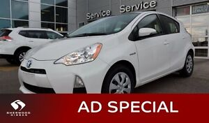 2012 Toyota Prius c HATCHBACK Special - Was $15995 $111 bw