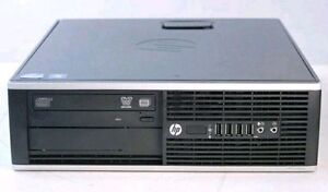 HP Compaq Pro 6200 SFF For Sale. Win7, 4GB, 500GB, OBO!!