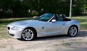 2006 BMW Z4 E85 Roadster 2dr Steptronic 6sp 3.0i [MY07] Fairfield Brisbane South West Preview