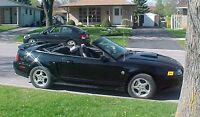 2004 Ford Mustang V6 3.9L MANUAL CONVERTIBLE Cabriolet