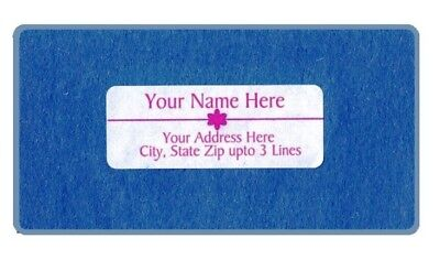 Personalized Address Labels Newdesign6 50pcs-free Us Shipping