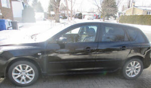 2007 Mazda Mazda3 Sport GT Hatchback