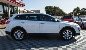 2012 Mazda CX-9 TB10A4 MY12 Luxury White 6 Speed Sports Automatic Wagon Alfred Cove Melville Area Preview