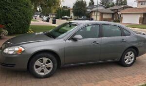 2008 Chevrolet Impala LS Sedan Accident Free with Remote Start