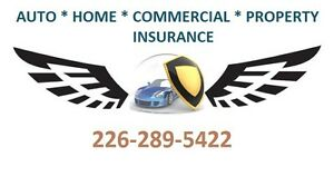SAVE ON YOUR INSURANCE (AUTO&HOME|COMMERCIAL&BUSINESS PROPERTY)
