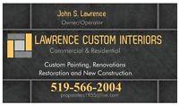 Lawrence Custom Interiors