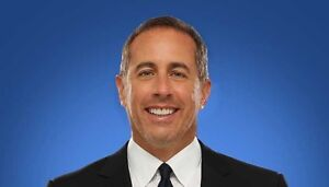 Two Front Row Tickets to Jerry Seinfeld - Friday Oct.13th - 10pm