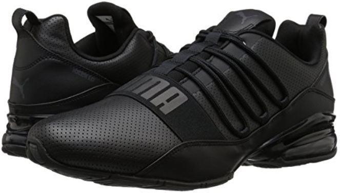 NWT Men's Puma Cell Regulate SL PRO Limit Shoes Surin Voltaic Tazon 190596 Black