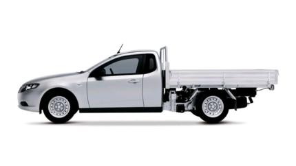 Mentone to Rosebud deliveries. ute & trailer!