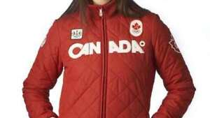 CDN RED Podium Jacket Signed - François-Louis Tremblay 1of10