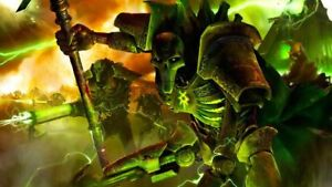 Warhammer 40,000 - Necrons, Orks, Tyranids, Space Wolves, Chaos