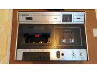 Rare Decca Sound DC1100 Stereo Tape Cassette Player & Recorder