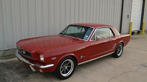 Looking for a 1964.5 - 1969 Mustang coupe