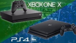 Looking To BUY a PlayStation 4 PS4 or XBOX ONE ASAP TODAY