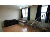 1 Bed Split Level Flat in Gated Development less than 10 mins walk to Upton Park Tube