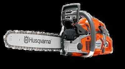Husqvarna 550 XP mit 45cm Ausrüstung Profi Motorsäge 560 562