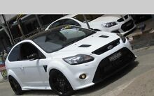 2010 Ford Focus RS North Strathfield Canada Bay Area Preview