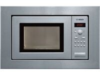 Bosch integrated microwave NEW