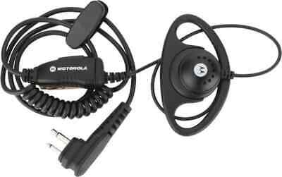 Motorola Solutions Dtr Series Push To Talk Microphone Earpiece With Micropho...