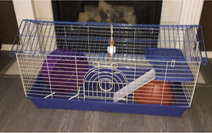 pet cage for small animals.