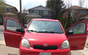 Cheep on gas, low mileage, lady drive, 2004 Toyota Echo