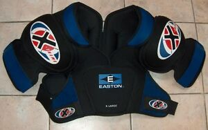 Selection of 6 Pair of Ice Hockey Shoulder Pads London Ontario image 3