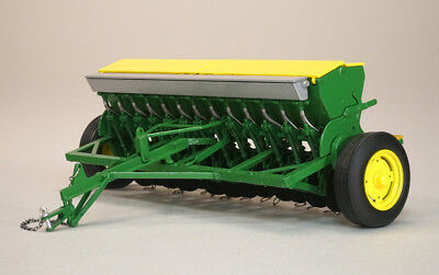 John Deere Grain - John Deere Grain Drill with Yellow Hopper Lids - JDM282 *