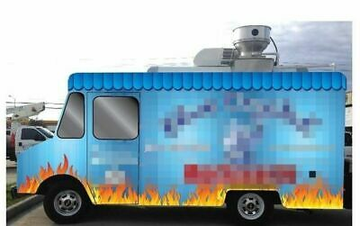 Used Chevrolet P20 Step Van Kitchen Food Truckmobile Food Unit For Sale In Texa