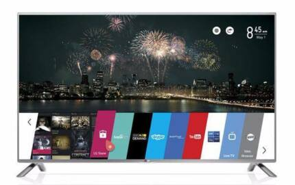 LG 60-inch LED WebOS Smart 3D TV