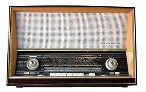 alte radios g nstig online kaufen bei ebay. Black Bedroom Furniture Sets. Home Design Ideas
