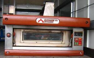 Moretti Forni Professional 2 Deck Electric Pizza Ovens