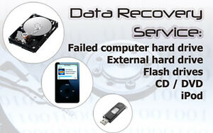 $100 DATA RECOVERY - SAVE MONEY