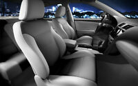 Add leather to your Dodge! Factory look, your design!