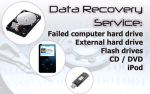 DATA RECOVERY & DATA TRANSFER from ANY Device! Let us help!