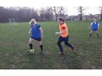 Social Women's Football Sessions (Streatham Common)