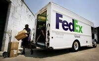 Cambridge-F/P Time Courier Position For Contractor-FedEx Ground